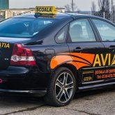 Mașină - Școala de Șoferi AVIAȚIA Galați